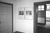 johannes göbel / exhibition view direktorenvilla