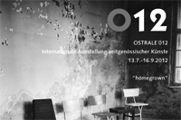 ostrale´012 / poster