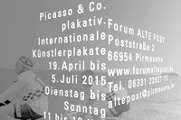 picasso & co. plakativ. / poster a1