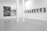a time of gathering / exhibition view