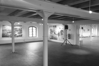 exhibition view stadtarchiv dresden