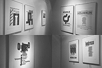 printing is a way of life - plakate von josua reichert / exhibition view